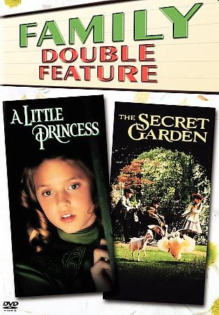 Little Princess Secret Garden 2 Pack DVD, 2005, 2 Disc Set
