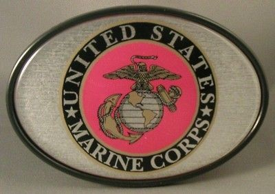 STATES MARINE CORPS TRAILER HITCH COVER Truck RTV ATV Car Tow NEW USMC