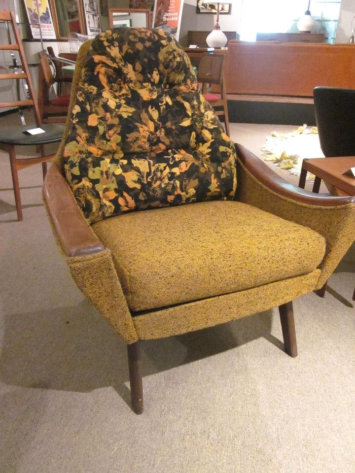 Pleasing Adrian Pearsall For Craft Associates High Back Lounge Chair Camellatalisay Diy Chair Ideas Camellatalisaycom