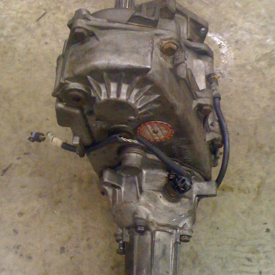 233c Np233c Gmc Chevy Gm Transfer Case Blazer Jimmy 1996 1997 1998 1999 3500 Dodge Vacume Lines