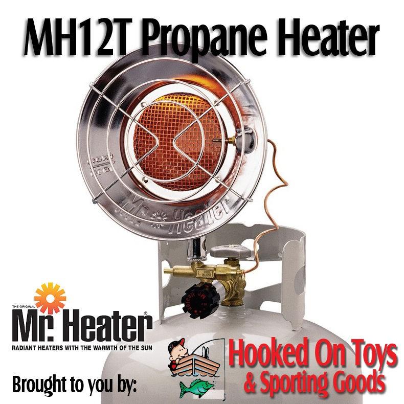 Mr. Heater MH12T   Portable Propane Heater