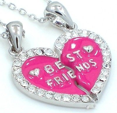 necklace best friend in Necklaces & Pendants