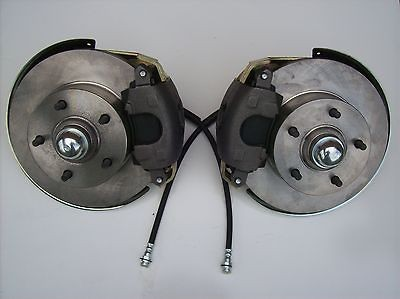 GM AFX Body Disc Brake conversion Kit FULLY ASSEMBLED  New (Fits