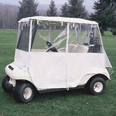 Classic Accessories Golf Cart Rain Cover #D72073