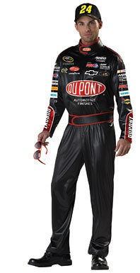 Adult Jeff Gordon NASCAR Driver Halloween Costume