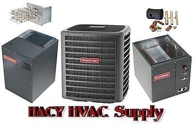 Ton 18 Seer 2 Stage Heat Pump System DSZC180361_MBVC1600_CAPF3743