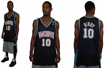 vancouver grizzlies jersey in Basketball NBA