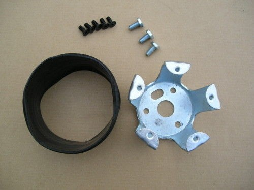 spacer for 5 hole steering wheel to grant APC 3 hole adapter