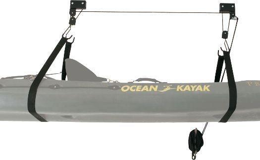 как сделать подъемник для лодки