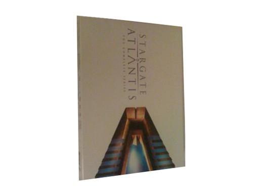 Stargate Atlantis The Complete Series DVD, 2010, 28 Disc Set