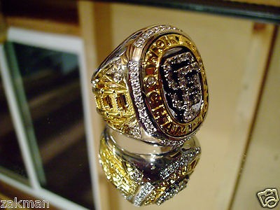 2010 San Francisco Giants World Series Championship Ring