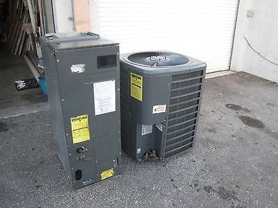 Air 2 Ton Goodman Condenser and Air Handler Central AC Unit R22