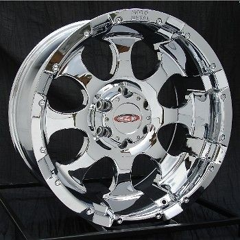 16 inch Chrome Wheels/Rims Chevy Silverado GMC Truck