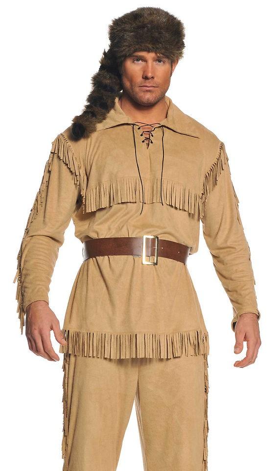 Frontier Boy//Davy Crockett Child Costume