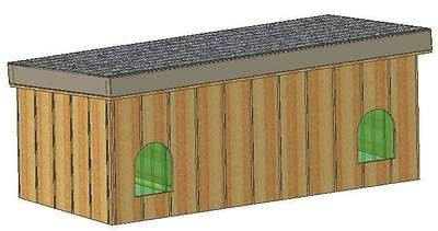 Dog House Plans 15 Total Multiple Dogs In One House Dog Kennels