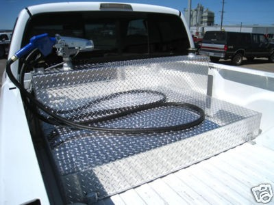 Fuel Transfer Tank for Pickup and Flatbed Truck