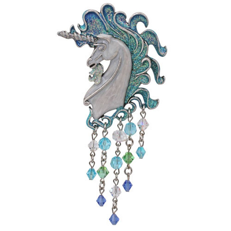 Kirks Folly Unicorn Cloudwalkers Dream Pin Pendant