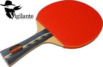 NEW Vigilante Barbarian II™ MSRP $89.95 Ping Pong Paddle Pro Style