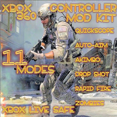 xbox 360 controller mod kit in Video Games & Consoles
