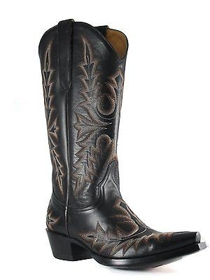 Womens Old Gringo L173 23 Sharon western Cowboy Boots Black