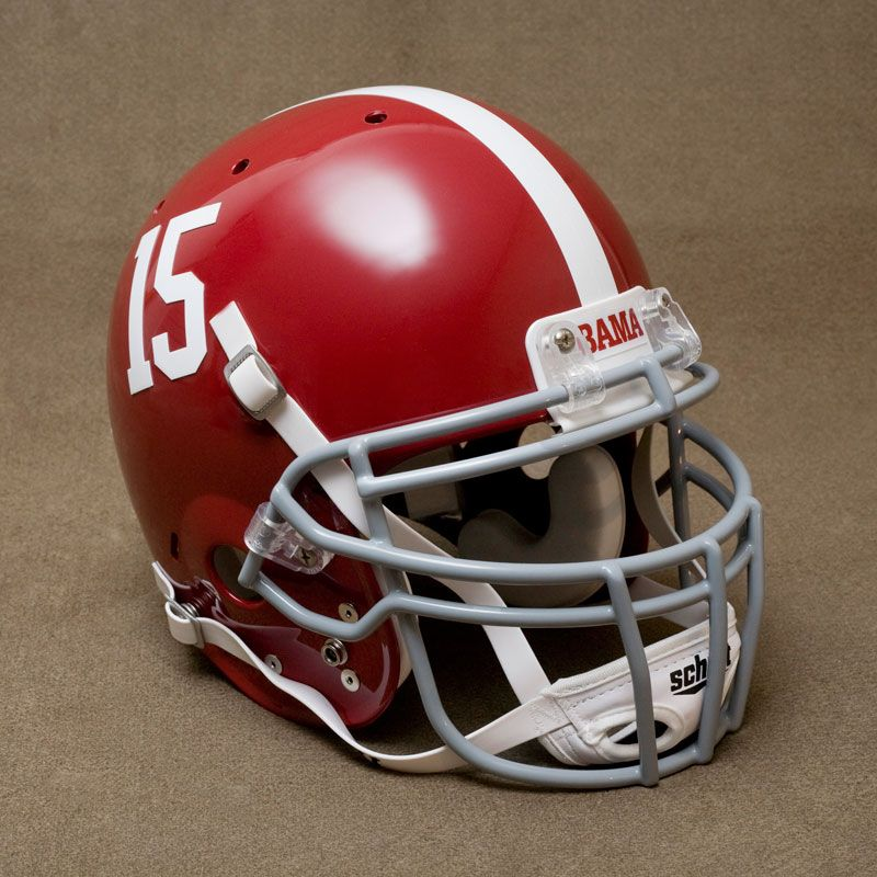 Alabama Crimson Tide Schutt Authentic Football Helmet 15
