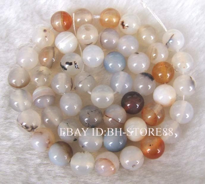 beautiful high quality natural beads charming material colore agate