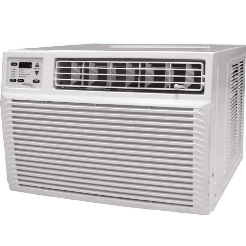 12000 BTU Window Air Conditioner Heat Pump Room AC Heater Dehumidifier