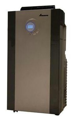 AMANA 14,000 BTU PORTABLE AIR CONDITIONER WITH REMOTE AP148DS