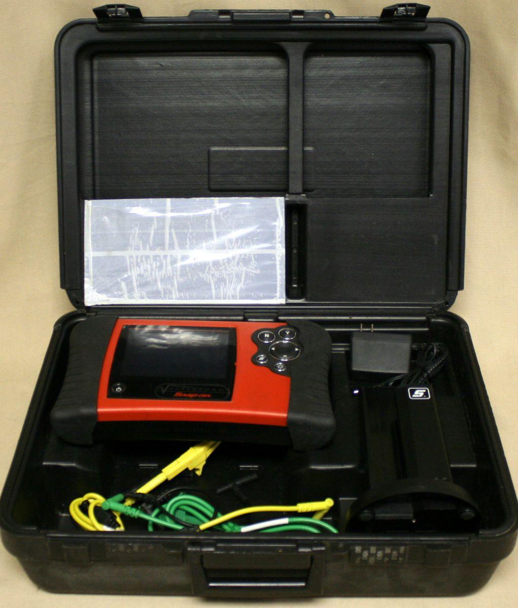 Snap on Vantage Pro Lab Scope Automotive Diagnostic Scanner