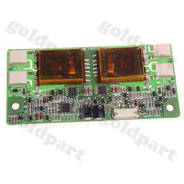 1pc 4 Lamp Backlight Universal Laptop LCD CCFL Inverter 10 20V for 10