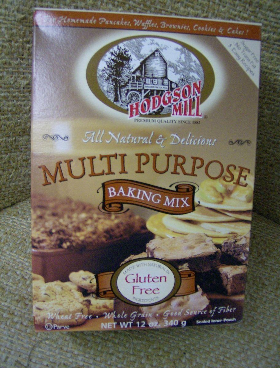12 oz Hodgson Mill Multi purpose Baking Mix GLUTEN FREE whole grain