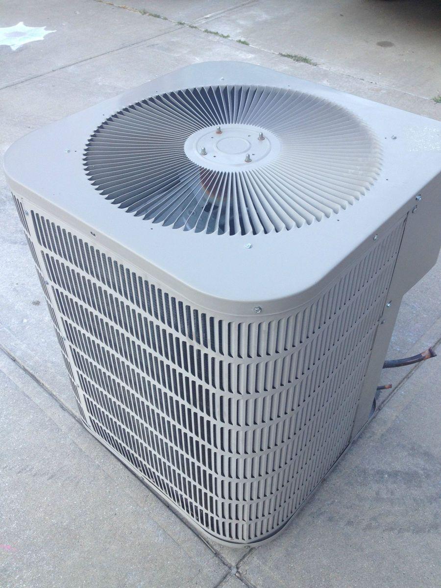Goodman Central Air Conditioner Heat Pump Model CPLE48 1 4 0 TON 48