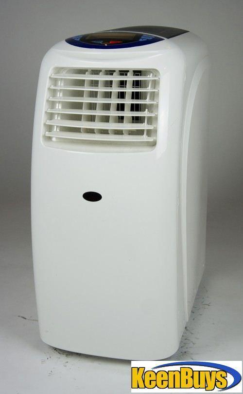 Soleus Portable Air Conditioner Heater Dehumidifier Fan 12 000 BTU KY2