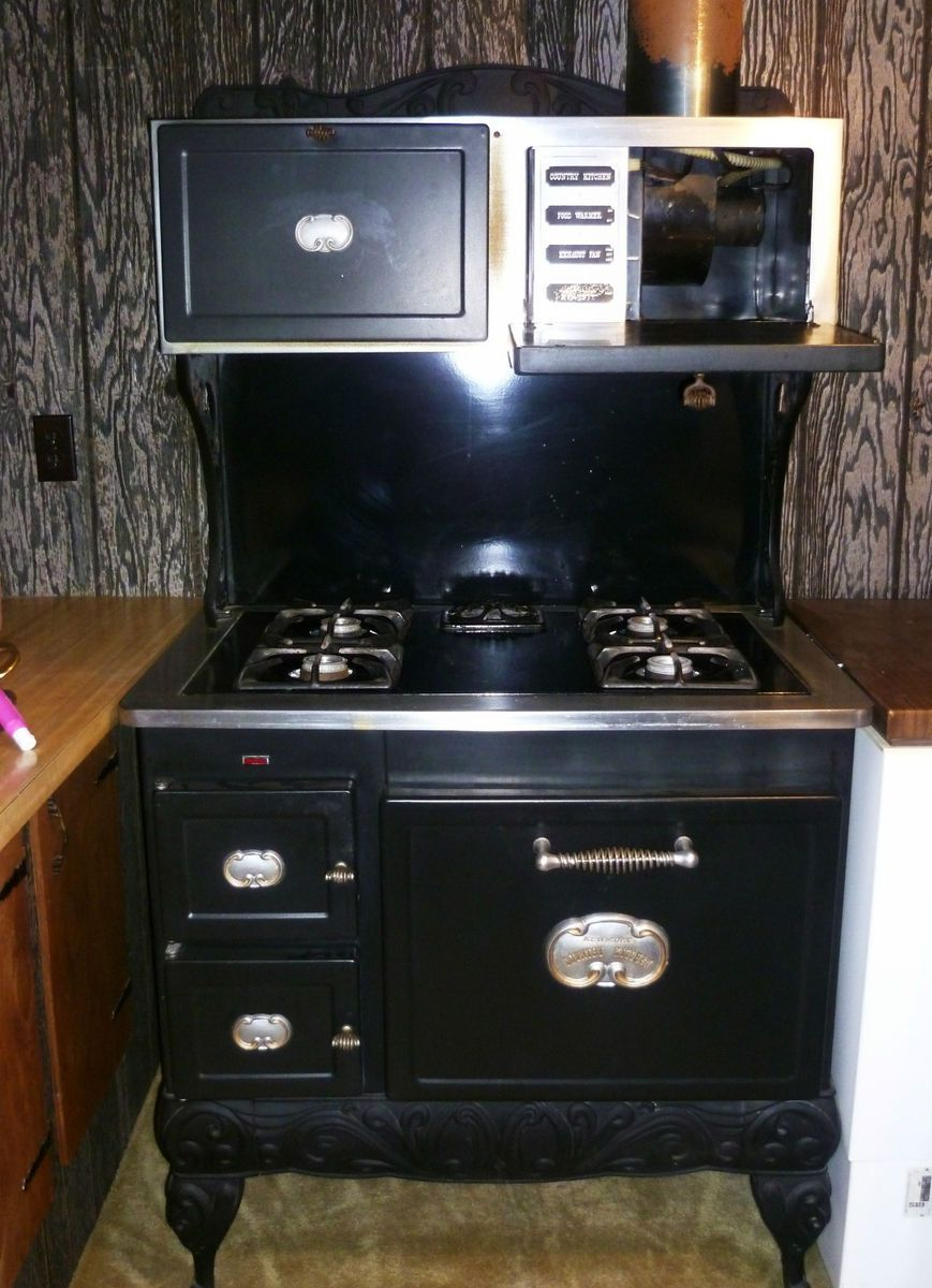 Country Kitchen Electric Stove