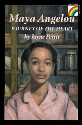 Maya Angelou Journey of the Heart Rainbow Biography by Jayne Petti