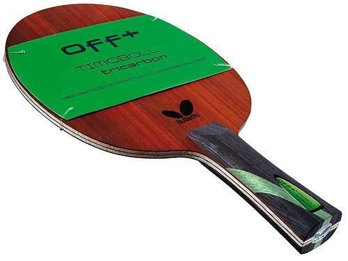 Butterfly Timo Boll Tri carbon Tricarbon table tennis Fastest