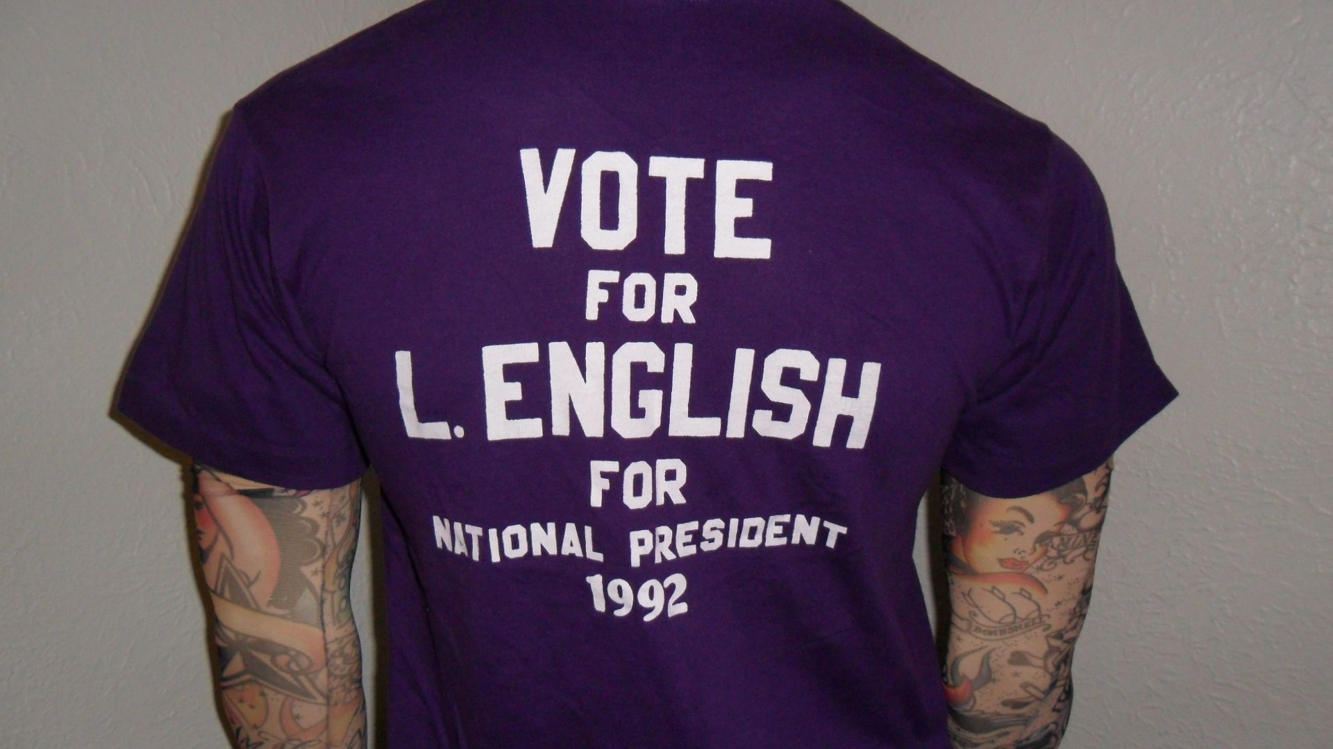 Vtg Detroit Bowling Senate Shirt Tnba 80s 90S