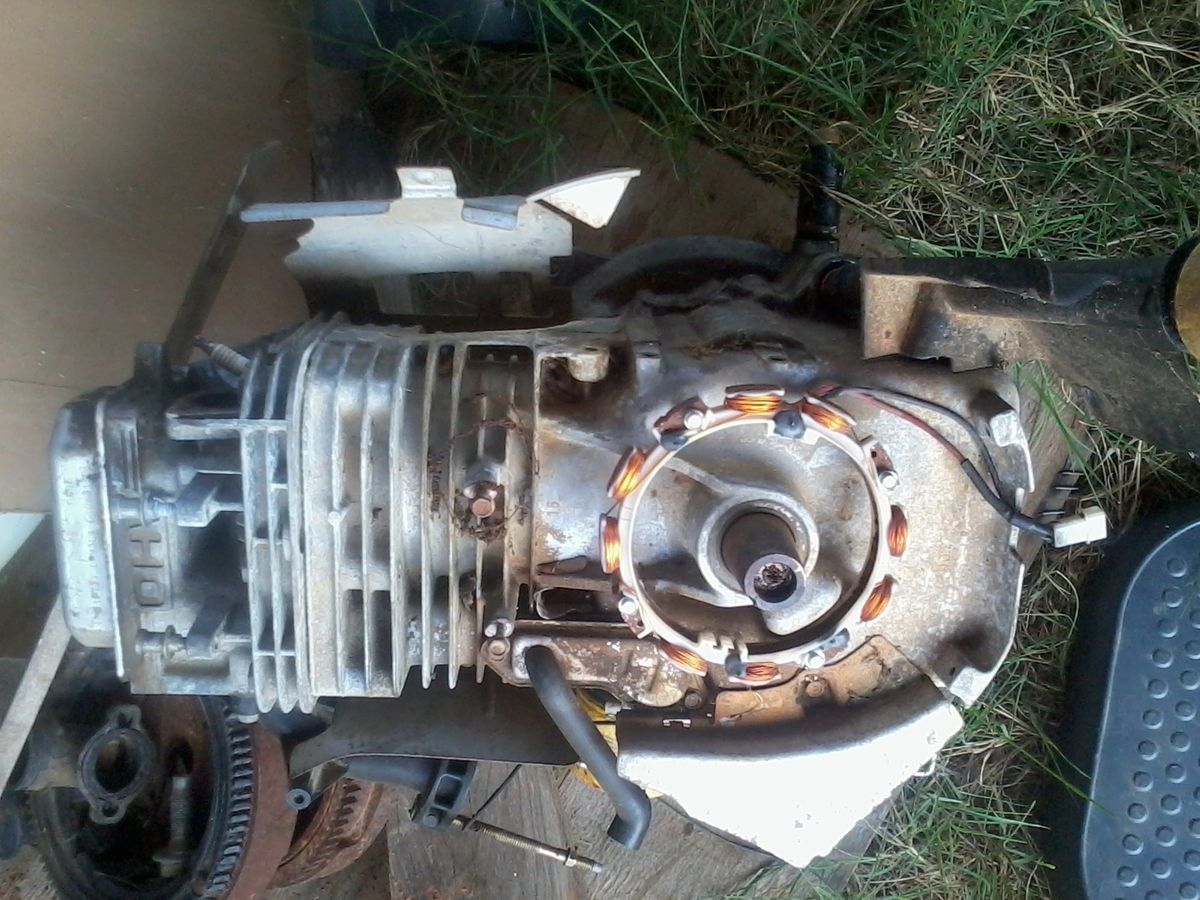 Briggs Stratton 18 5 Hp Engine And Parts Intek Ohv