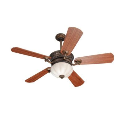 Harbor Breeze 52 Wakefield Gilded Expresso Ceiling Fan