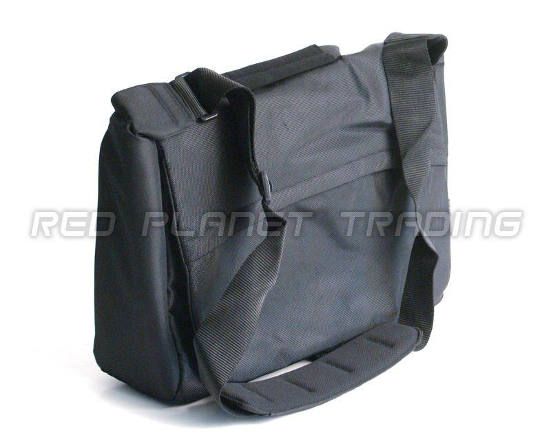 Genuine Belkin Black Messenger Bag for Laptops Up to 15 6 F8N114