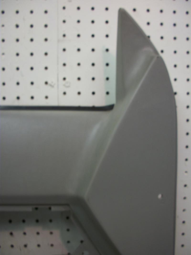 Door Trim Panel Interior Driver Side Left Chevy GMC Pickup Truck C1500