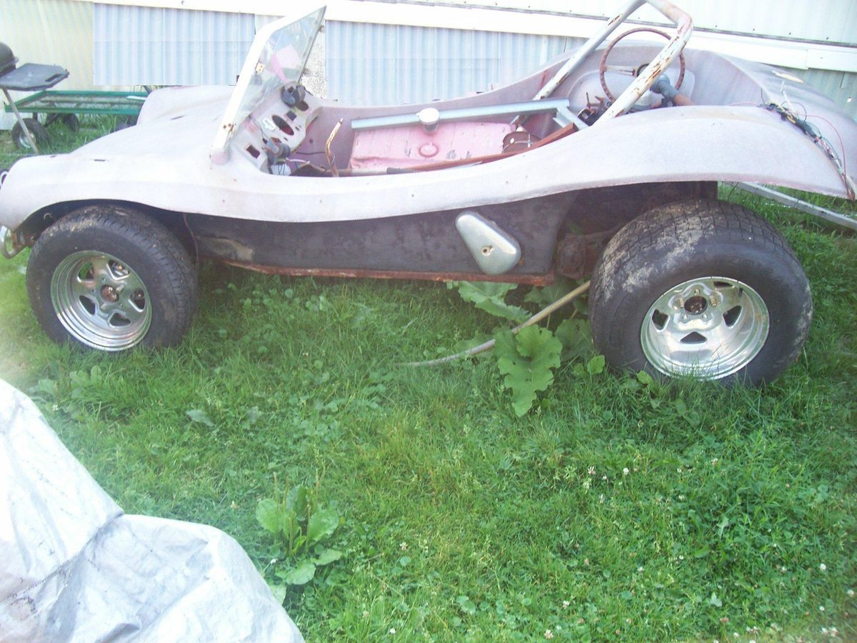 VW Ocelot dune buggy fiberglass body, very cool and very