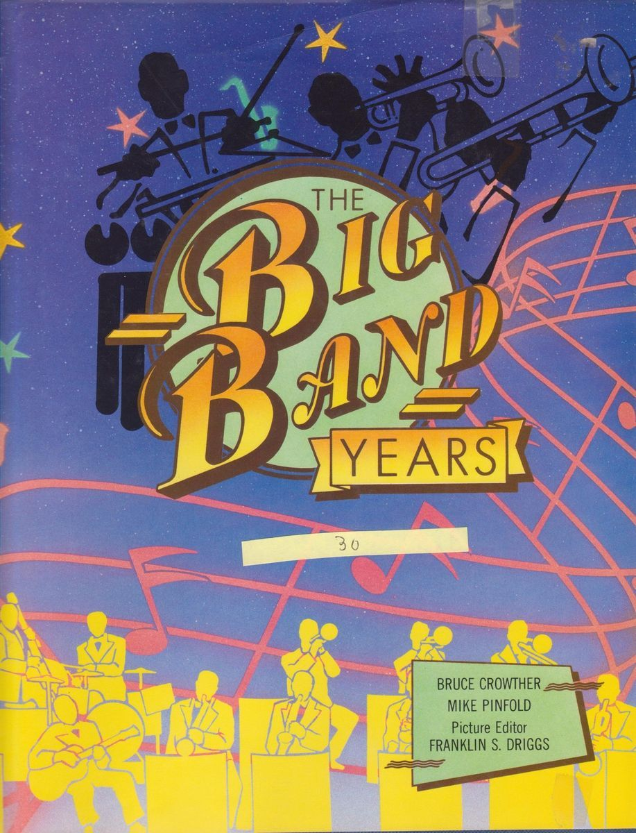 Price The Big Band Years Bruce Crowther Mike Pinfold 0816020132