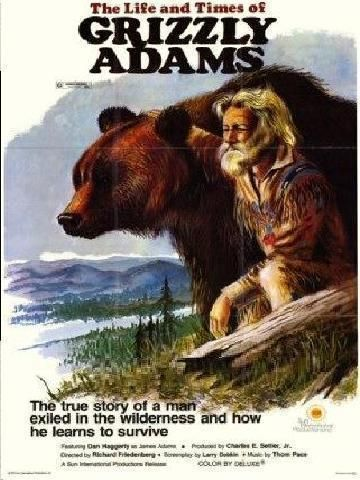 Grizzly Adams Complete TV Series DVD Dan Haggerty RARE