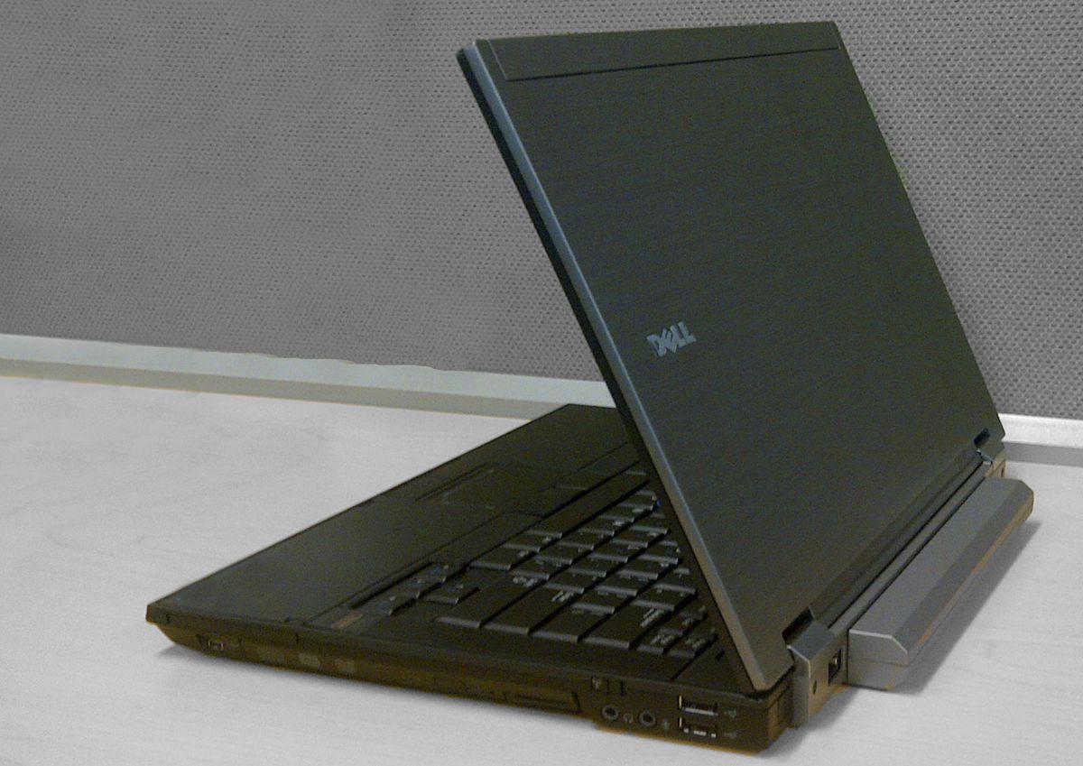 Dell LATITUDE E6410 Laptop Intel Core i7 vPro 4GB RAM 160GB HD