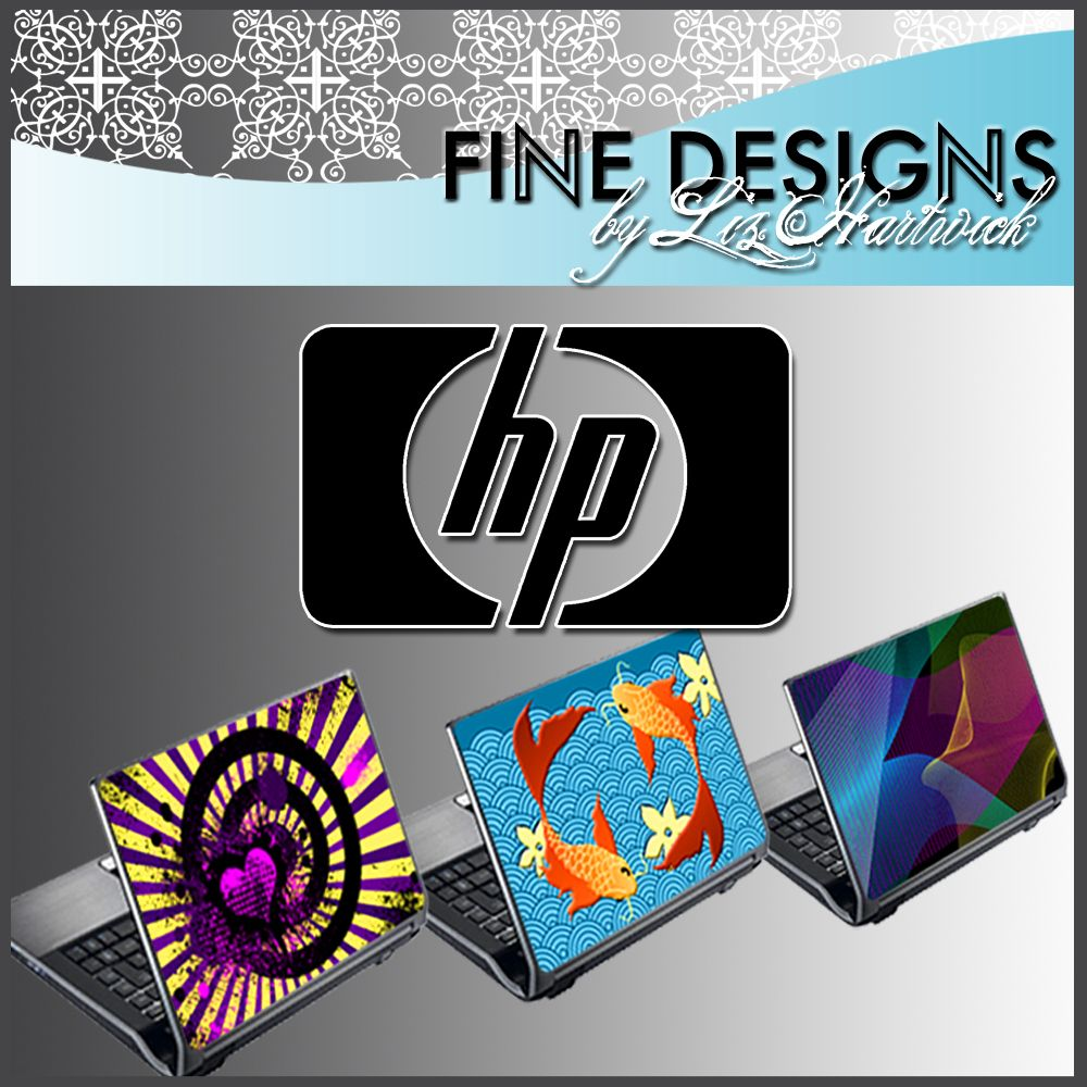 Laptop Netbook Skin Decal HP Mini 210