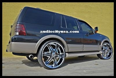 and Tires for Chevy Ford Dodge RAM Rim Tahoe F150 Expedition
