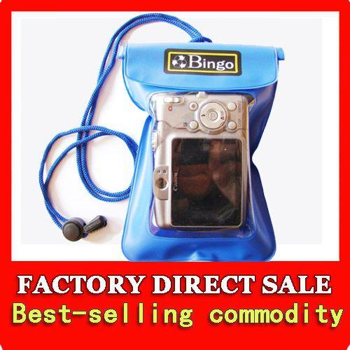 Dry Pak Waterproof Case /Bag  Wallet Camera Phone Ipod