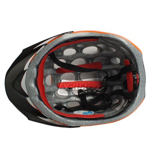 brandnew new 41 Holes Bicycle bike cycle Honeycomb Helmet Orange