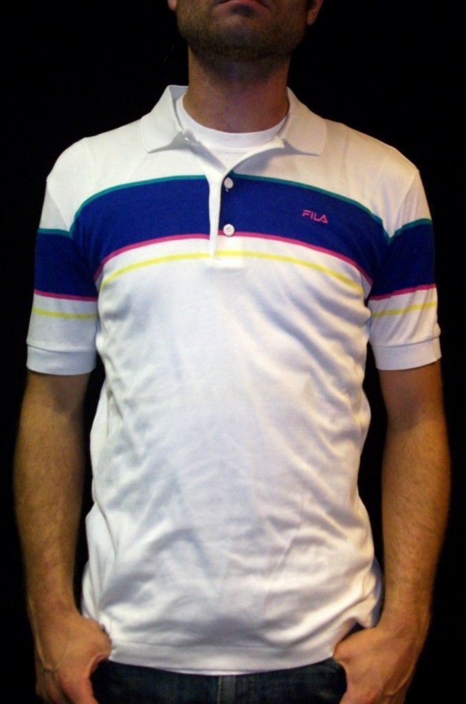 Italy Polo Shirt Retro 80s Old Indie Emo Tags Music iPod Jacket